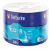 CD-R diskas Verbatim 80min/700MB 50pack #43787