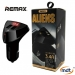 Aut.Krov. Remax Alien su įtampos indikatoriumi 12-24v 3.4A(MAX) 2xUSB