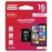 Atm.kort.microSD Goodram 16GB Class 10