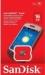 Atm. kort. Sandisk MicroSDHC 16GB Kl4 16 GB, MicroSDHC