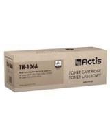 Ton.Actis TH-106A Juodas (HP HP 106A W1106A) (Su mikroschema)