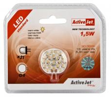 LED bulb ActiveJet GU4 21LED cold