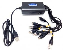 DVR OEM USB04D 4CH, 200fps