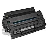 Ton.HP 255A Juodas (HP CE255A) Balta dė