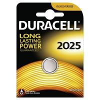 Bat. Duracell CR2025 3.0V