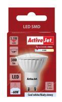 LED Lemp. ACJ AJE-NS2410C 5,5W (Šalta)