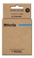 Raš.  ACTIS KH-953CR (HP 953XL F6U16AE; 25 ml; mėlyna)