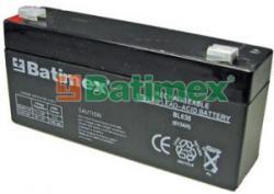 Akum.Batimex BL630 6.0V 3.0Ah UPS