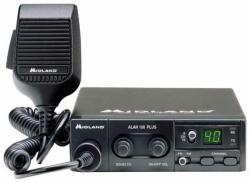 CB radijo stotelė Midland Alan 100 AM/FM