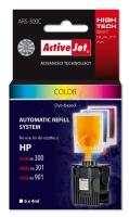Užpild.ACJ ARS-300C Spalvinė (HP 6x4ml)