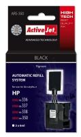 Užpild.ACJ ARS-350 Juoda (HP 3x6ml)