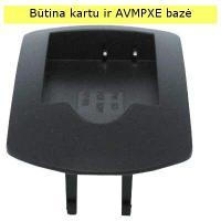 Adapt.Batimex AVP240 Casio NP-40