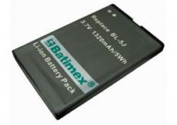 Bat.Batimex BCE431 Nokia 5800 1320mAh 4.