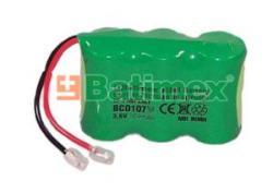 Bat.Batimex BCO107M 600mAh 3.6V