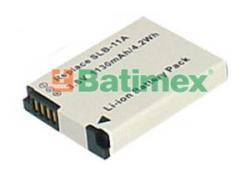 Bat.Batimex BDC147 Samsung SLB-11A 1130m