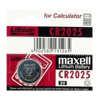 Bat.Maxell CR2025 3.0V