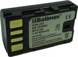Bat.Batimex BCA108 JVC BN-VF808 750mAh 5