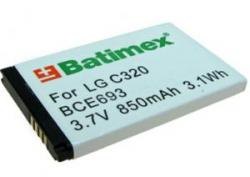 Bat.Batimex BCE693 LG C320 850mAh 3.1Wh