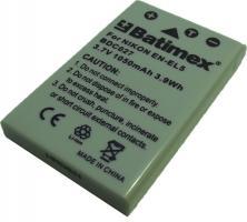 Bat.Batimex BDC027 Nikon EN-EL5 1050mAh