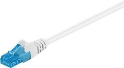 Tinklo kabelis Goobay CAT 6A S/FTP (PiMF), pilkas, 3 metrai