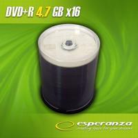DVD+R Esperanza 1295 4,7GB x16 No Print