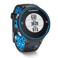 Garmin Forerunner 620 black/blue HRM bun