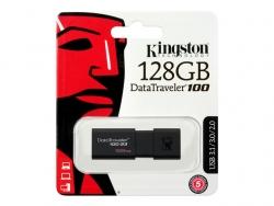 USB atm.KINGSTON 128GB USB3.0 DataTravel