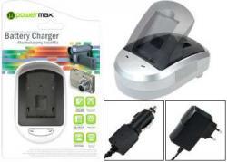 Krov.PowerMax PVP408->JVC BN-V408/416