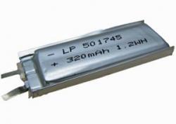 Bat.Batimex LP501745 320mAh 3.7V