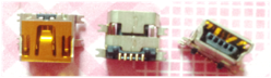 Mini USB lizdas PMX MB-055