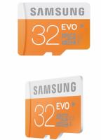 Atm.kort.microSD Samsung EVO 32GB 48MB/s