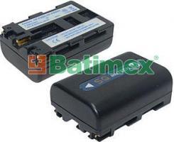 Bat.Batimex BDC047 Sony NP-FM55H 1400mAh