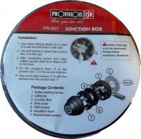 Laikiklis P-ISR PR-B07-G maž.kupol.kamer