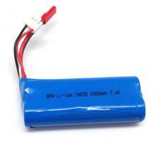 Quadcopter Xinlin X119 battery 7.4V 1000