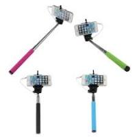 Selfie stick Z07-5S cable 250-1200mm