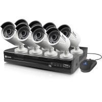 DVR Kit PMX 4008 8CH+8camera