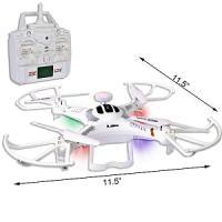 Rob.Dronas XinLin X119 5.8G FPV 2.4GHz