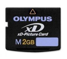Atm.kort.xD Olympus 2GB M+ type